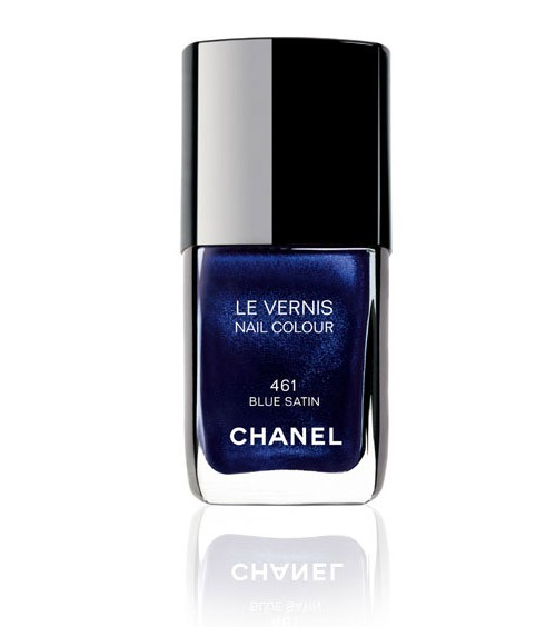 chanel-blue-satin