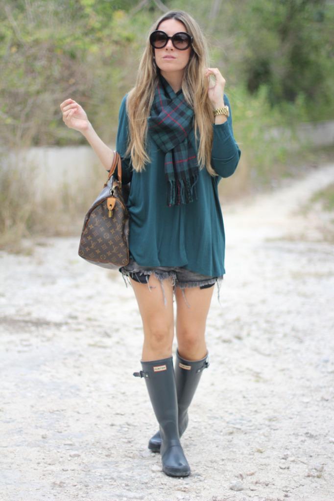 Hunter-boots-look-blogger-10